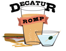 Decatur Romp T-Shirt Design