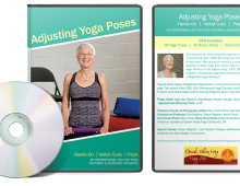 Etowah Valley Yoga DVD Cover
