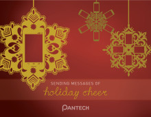Pantech Holiday Card