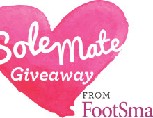 Solemate Giveaway from FootSmart