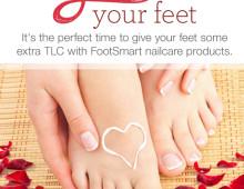 Love Your Feet Social Media Promotion