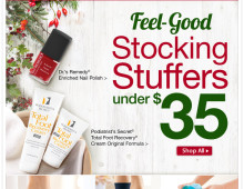 Stocking Stuffers Under $35 Email